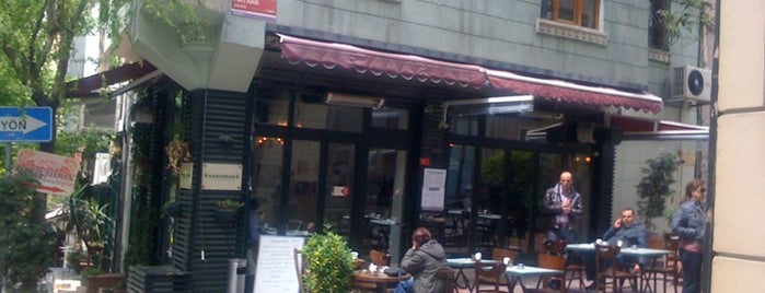 Kahvedan is one of Restaurants, Cafes, Lounges and Bistros.