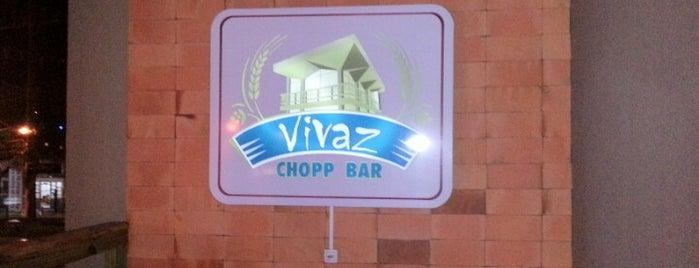 Vivaz is one of Cervejarias e Choperias em Floripa.