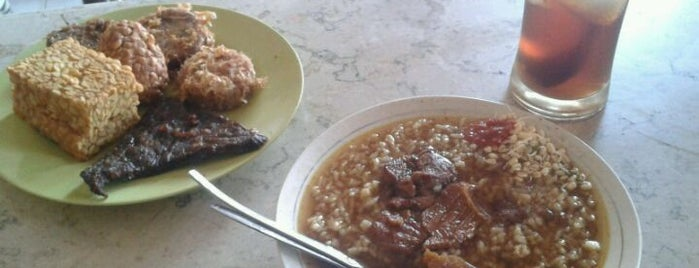 Rawon Tessy is one of Must-visit Food in Malang.