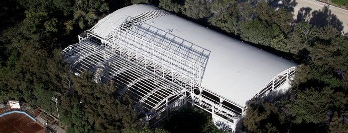 Gimnasio San Rafael is one of Instalaciones / Venues.