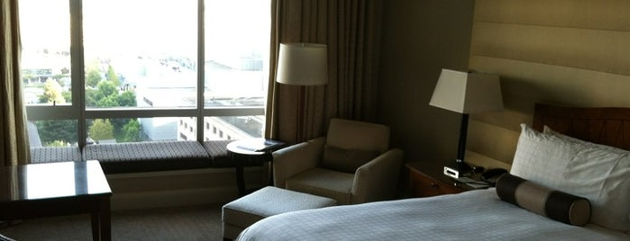 Four Seasons Hotel San Francisco is one of Best Places to Check out in United States Pt 6.