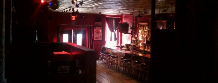 East River Bar is one of Comprehensive List of Bars in Williamsburg Bklyn.