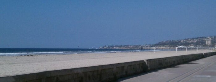 Mission Beach is one of Beach Bouncing in So Cal.