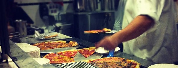 Secret Pizza is one of Las Vegas- Cosmopolitan.