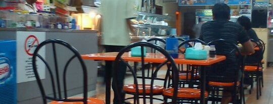 Restoran Jamek is one of Eateries around UPM Campus.