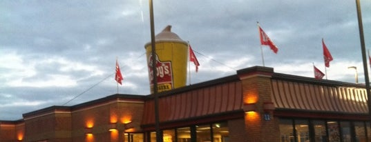 Wendy's is one of Frequent Places.