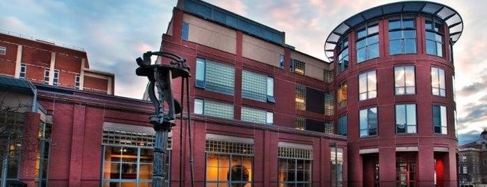 Shaffer Art Building is one of NYC Syracuse UNI.