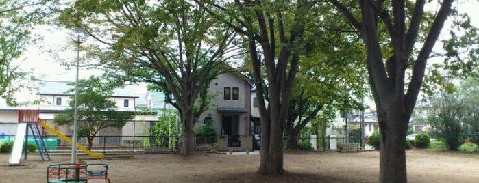 美田2号公園 is one of 地元で行く場所(流山市).