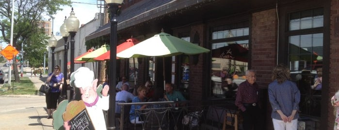 Green Gâteau is one of The 15 Best Places for Brunch Food in Lincoln.