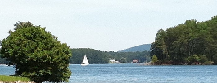 Smith Mountain Lake is one of The Great Outdoors.