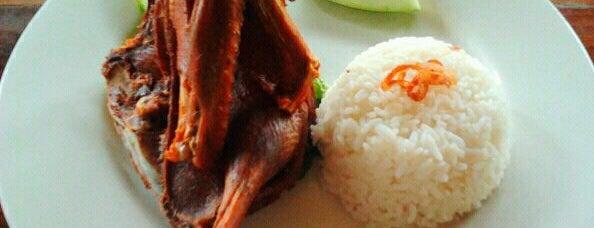 "Bebek Bengil (Dirty Duck Diner) is one of Bali ""Jaan"" Culinary."