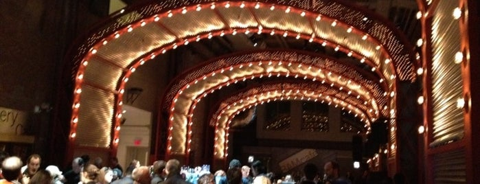 BAM Howard Gilman Opera House is one of Architecture - Great architectural experiences NYC.