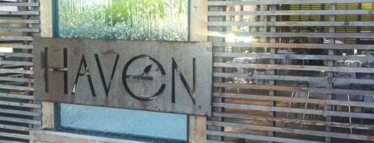 Haven is one of Houston's Best American Restaurants - 2012.