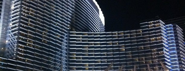 ARIA Resort & Casino is one of Vegas Death March.