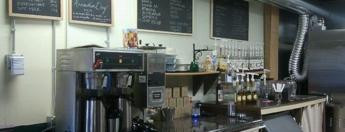 Arcadia Cafe is one of Ames.