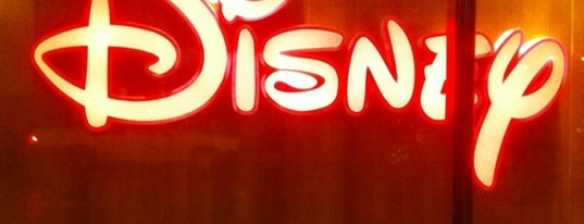Disney store is one of Chicago.