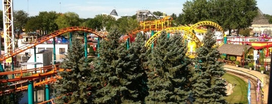 Valleyfair is one of Best Places to Check out in United States Pt 6.
