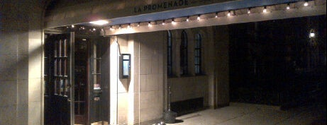 Bistro La Promenade Des Anglais is one of NYC Restaurant Week Uptown.