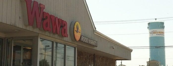 Wawa Food Market #402 is one of Wawas.