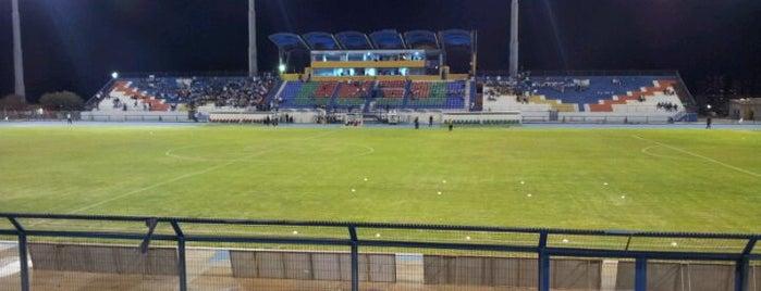 Estadio Tierra de Campeones is one of Estadios.