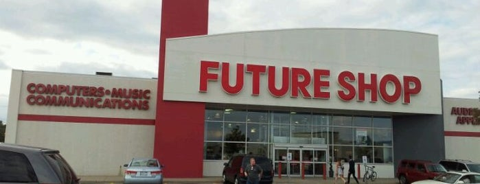Future Shop is one of Waterloo.