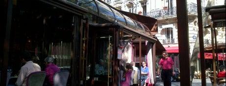 Scossa is one of Paris.