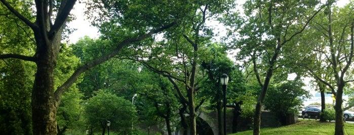Hudson River Greenway Bike Path is one of Biking around NYC.
