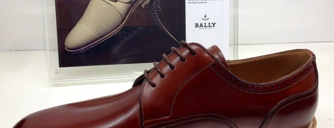 Bally is one of BALLY'S BOUTIQUES.