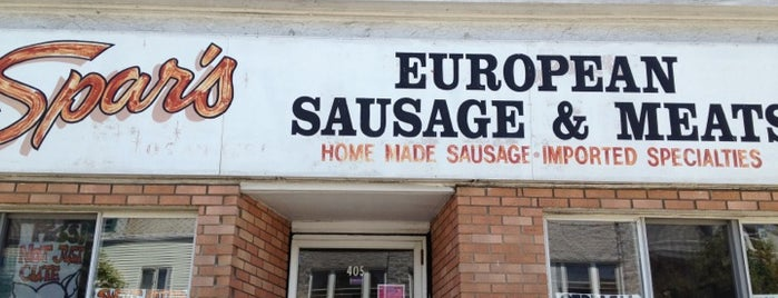 Spar's European Sausages and Meat is one of Eat!.
