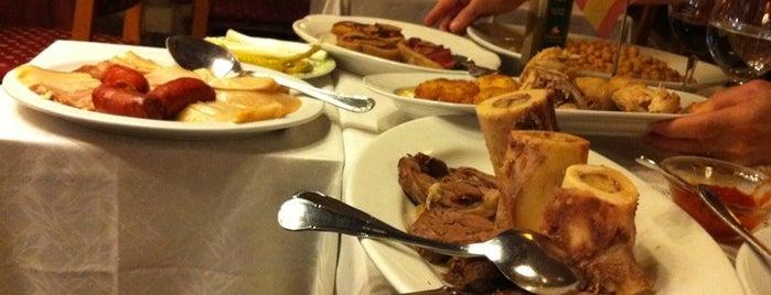 El Charolés is one of Mejores Restaurantes de Madrid.