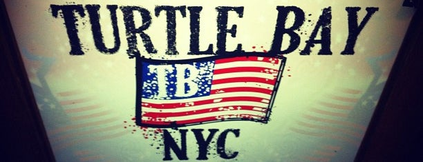 Turtle Bay NYC is one of Pete NYC.