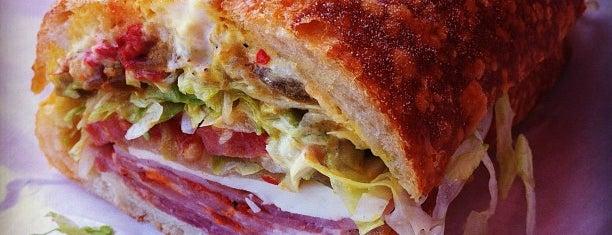 Bay Cities Italian Deli & Bakery is one of Sandwich.
