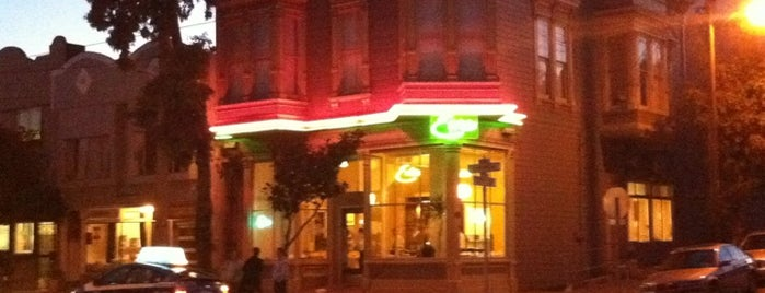 Eric's Restaurant is one of 2012 Restaurants.