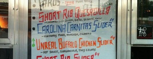 KoKyu BBQ is one of North Carolina To-Do.