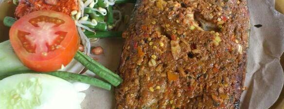 """Warung Mina Abang is one of Bali """"Jaan"""" Culinary."""
