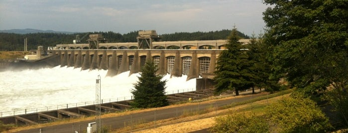 Bonneville Lock & Dam is one of Heading to Hood River.