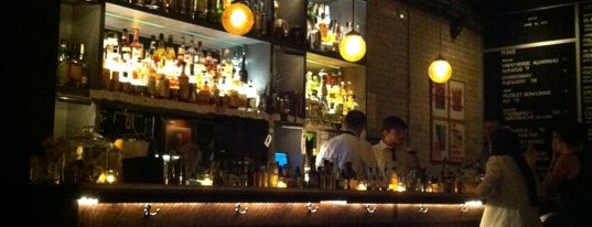 The Daily is one of My Definitive NYC Bar List.