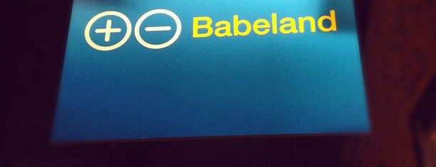 Babeland is one of NYC Sexual Underground.