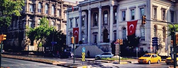 İşletme Fakültesi is one of Fakülteler ve Yüksekokullar.