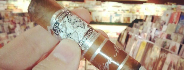 Rich's Cigar Store is one of Thrillist's Best Day of Your Life: Portland.