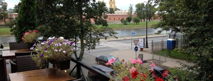 Алые Паруса is one of Рестораны с нереальным видом.