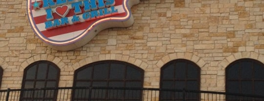 Toby Keith's I Love This Bar and Grill is one of The 15 Best Places with Scenic Views in Oklahoma City.