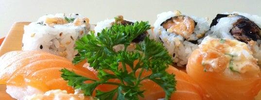 Irashai Japanese Food is one of Comiiida.