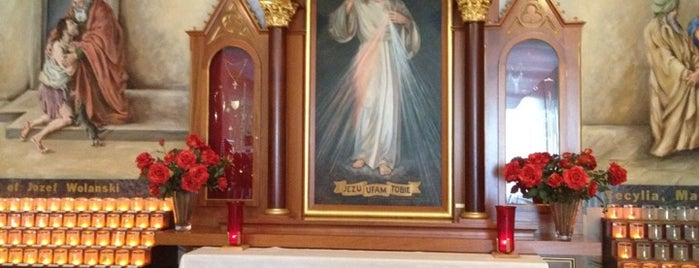 National Shrine of Our Lady Of Czestochowa is one of PLACES.