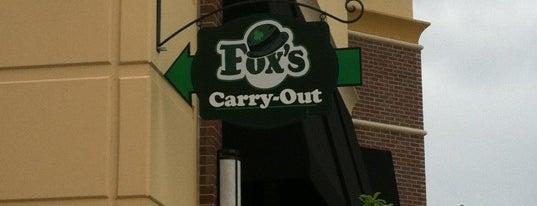 Fox's Restaurant & Pub is one of Local area.