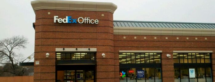 FedEx Office Print & Ship Center is one of * Gr8 Service Companies In Dallas (Misc.).
