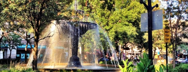 Gore Park is one of Hamilton Area: To-Do.