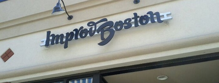 ImprovBoston is one of Massachusetts Comedy Venues.