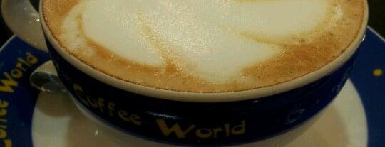 Coffee World is one of ตะลอนชิม.