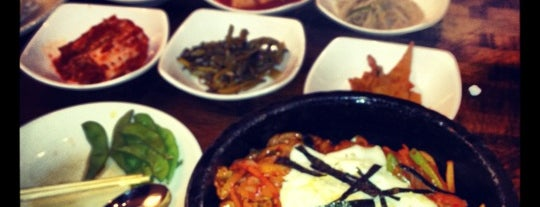 New Wonjo is one of Korean Restaurant.